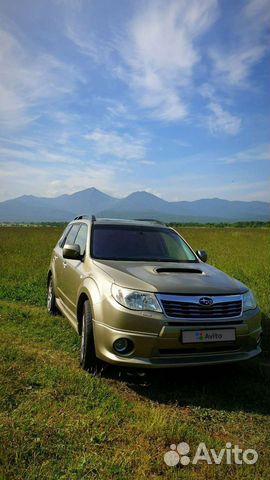 Subaru Forester, 2008  купить 2
