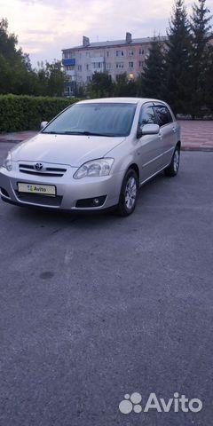 Toyota Corolla, 2006  89617258381 купить 1