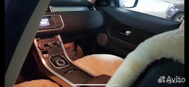 Land Rover Range Rover Evoque, 2012  89581483355 купить 5