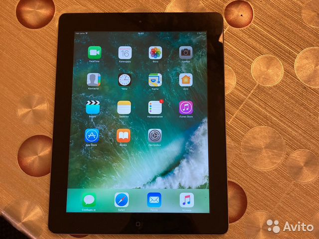iPad 4 (32gb)  89207997318 купить 1