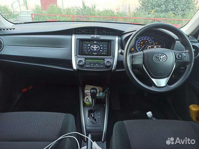 Toyota Corolla Fielder, 2015  89617524519 купить 7