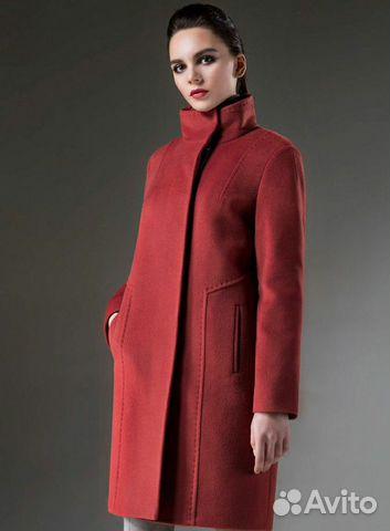 Пальто демисезон, pompa,размер 42/170  89294374909 купить 1