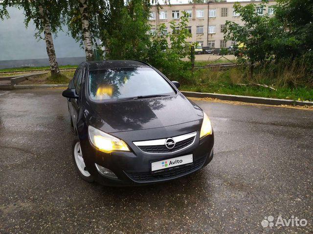 Opel Astra, 2012  89052977656 купить 5