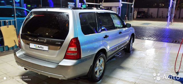 Subaru Forester, 2003  89883852509 купить 3