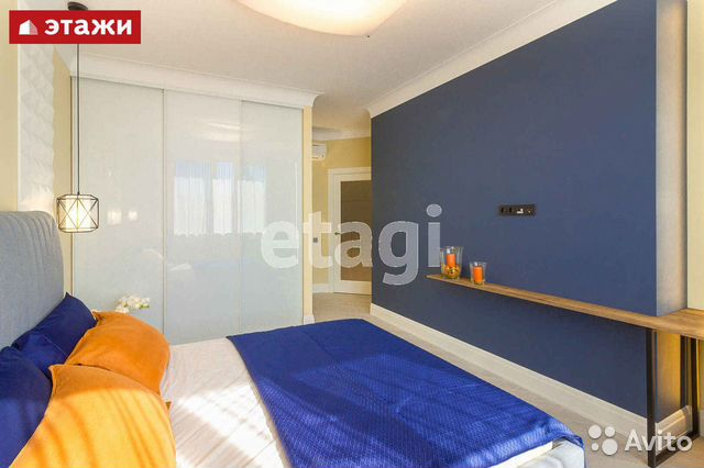 3-к квартира, 86.4 м², 4/9 эт.  89214656341 купить 9