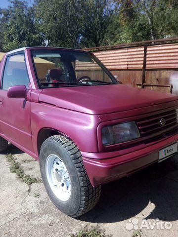 Suzuki Vitara, 1993  89189464521 купить 5