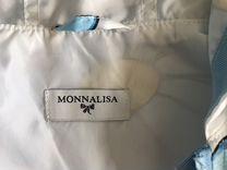 Куртка ветровка Monnalisa