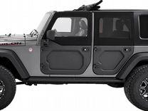 Комплект передних полудверей Jeep Wrangler