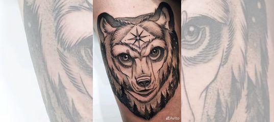 татуировки тату мастер