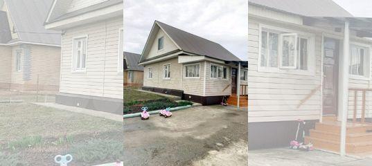 Дом 110 м² на участке 7 сот.