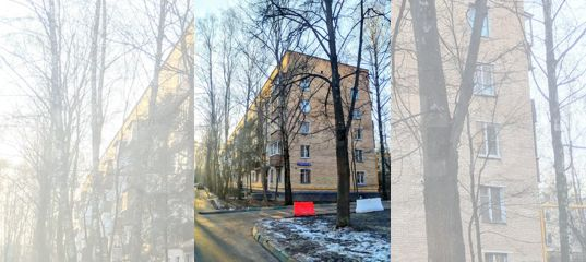 2-к квартира, 43 м², 3/5 эт.