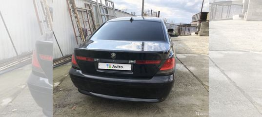 BMW 7 серия, 2003