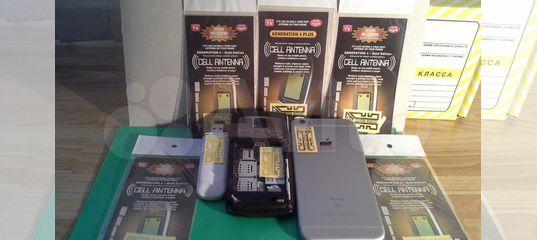 антенный усилитель для мобильного телефона