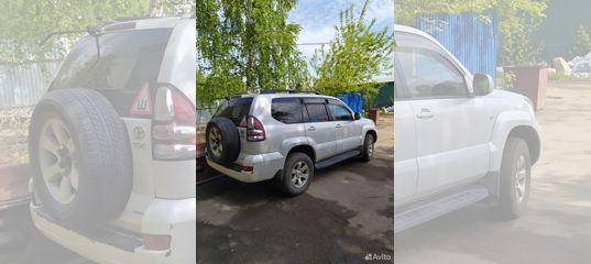 Toyota Land Cruiser Prado, 2002 купить в Иркутской области | Автомобили | Авито