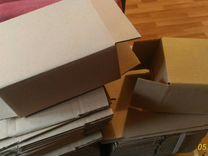 Коробки картонные, подарочные под часы