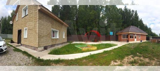 Коттедж 100 м² на участке 11 сот. в Пермском крае | Недвижимость | Авито