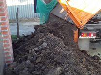 Чернозем навоз перегной удобрения — Растения в Саратове