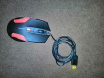 Мышь игровая defender