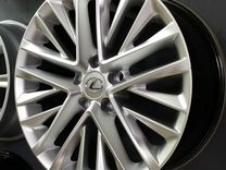 Новые диски Lexus ES R18 5x114.3 на Lexus, Toyota