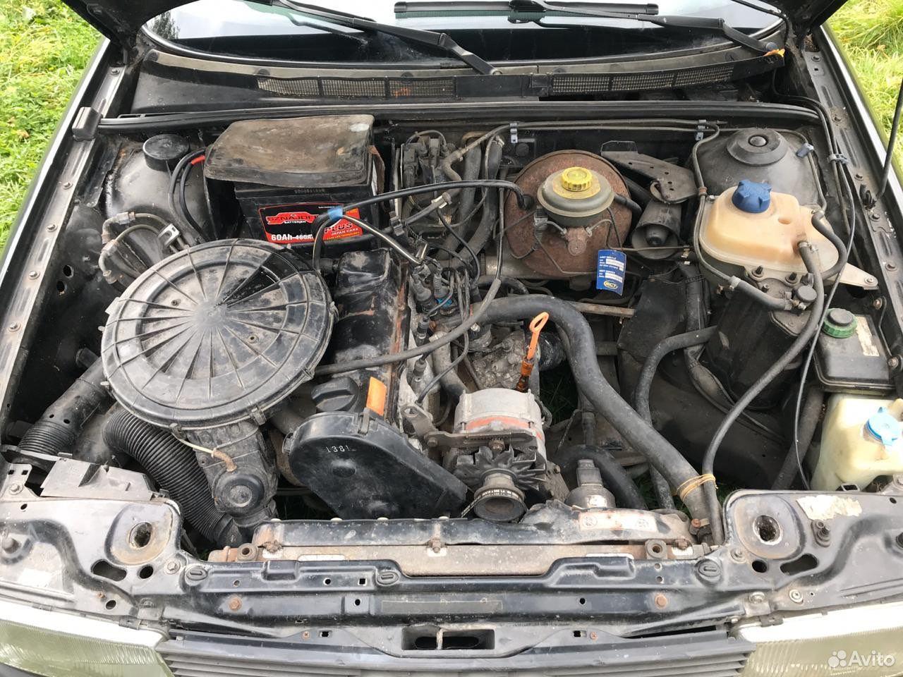 Audi 80, 1990  89097962016 купить 6