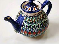 Чайник синий 2л
