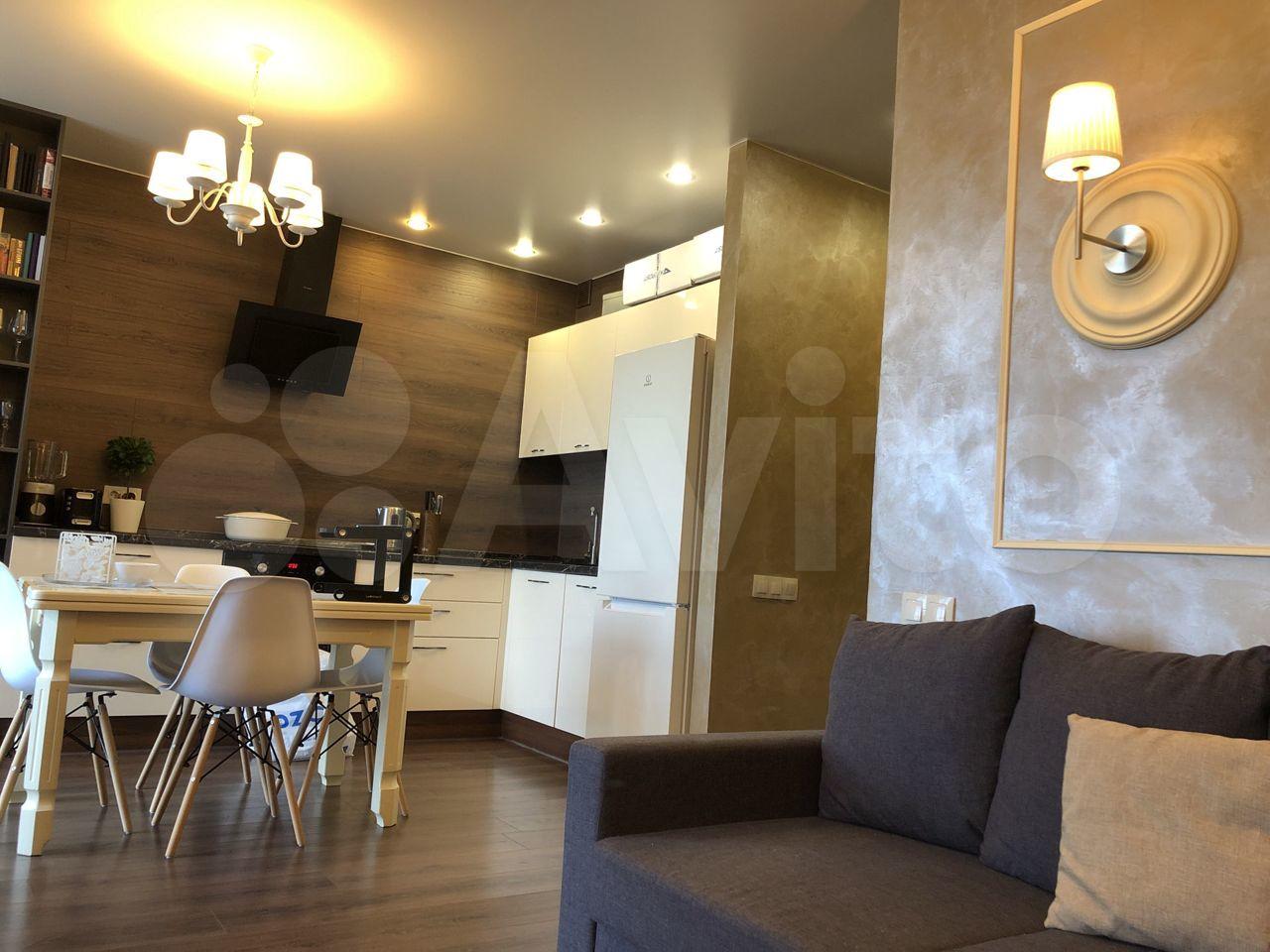 1-к квартира, 41 м², 13/18 эт.  89854991535 купить 7
