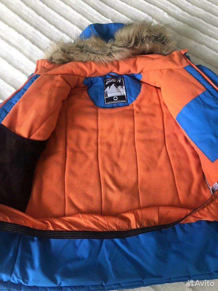 Куртка зимняя для мальчика  89068643496 купить 2