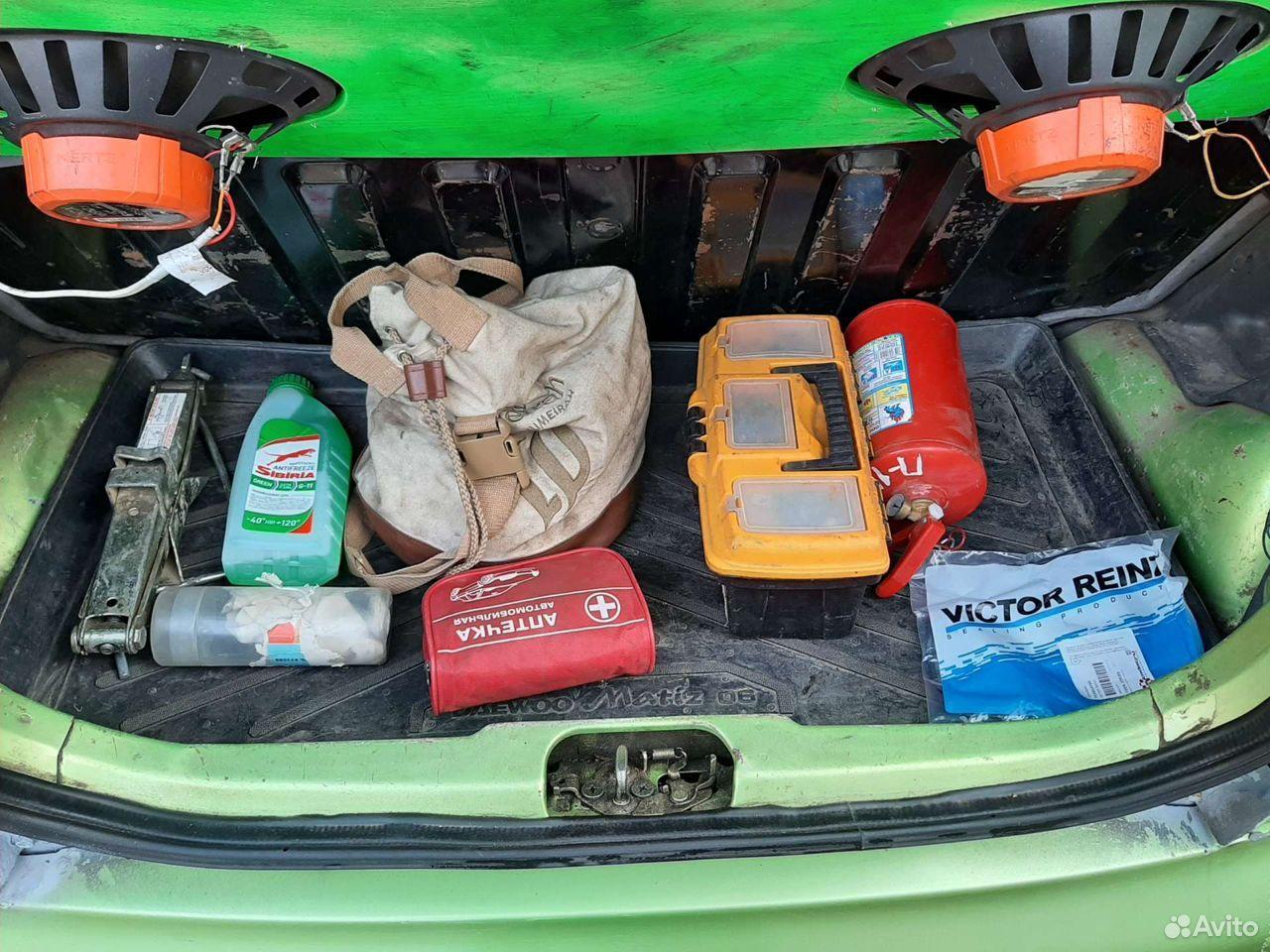 Daewoo Matiz, 2006  89092683239 купить 8
