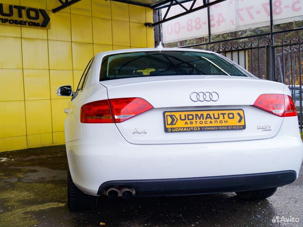 Audi A4, 2009  89508111811 купить 6