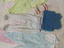 Одежда для новорожденных детей до года пакетом