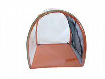 Выставочная палатка для питомцев