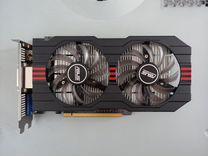 Asus GTX 750 Ti 2GB (в идеальном состоянии)