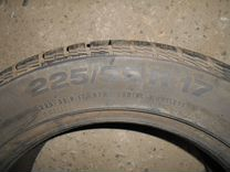 Continental ContiCrossContact Winter 225/55 R17 97