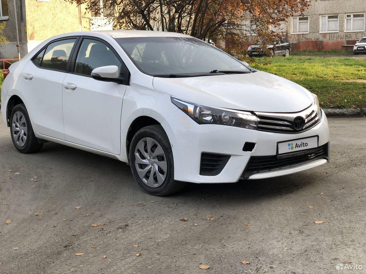 Toyota Corolla, 2013  89584797087 купить 2