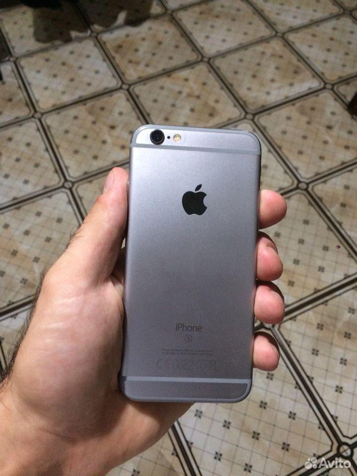 Телефон iPhone 6s 16гб  89289809001 купить 2