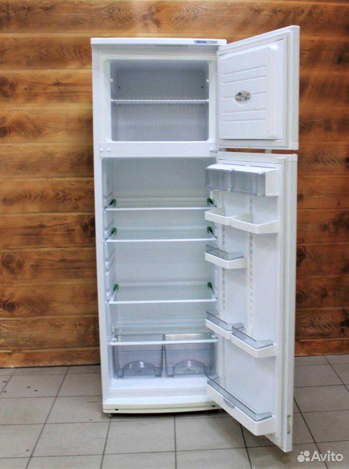 Белоснежный Холодильник Атлант  89083071561 купить 2