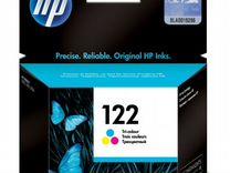 Набор картриджей для HP CR340HE №122