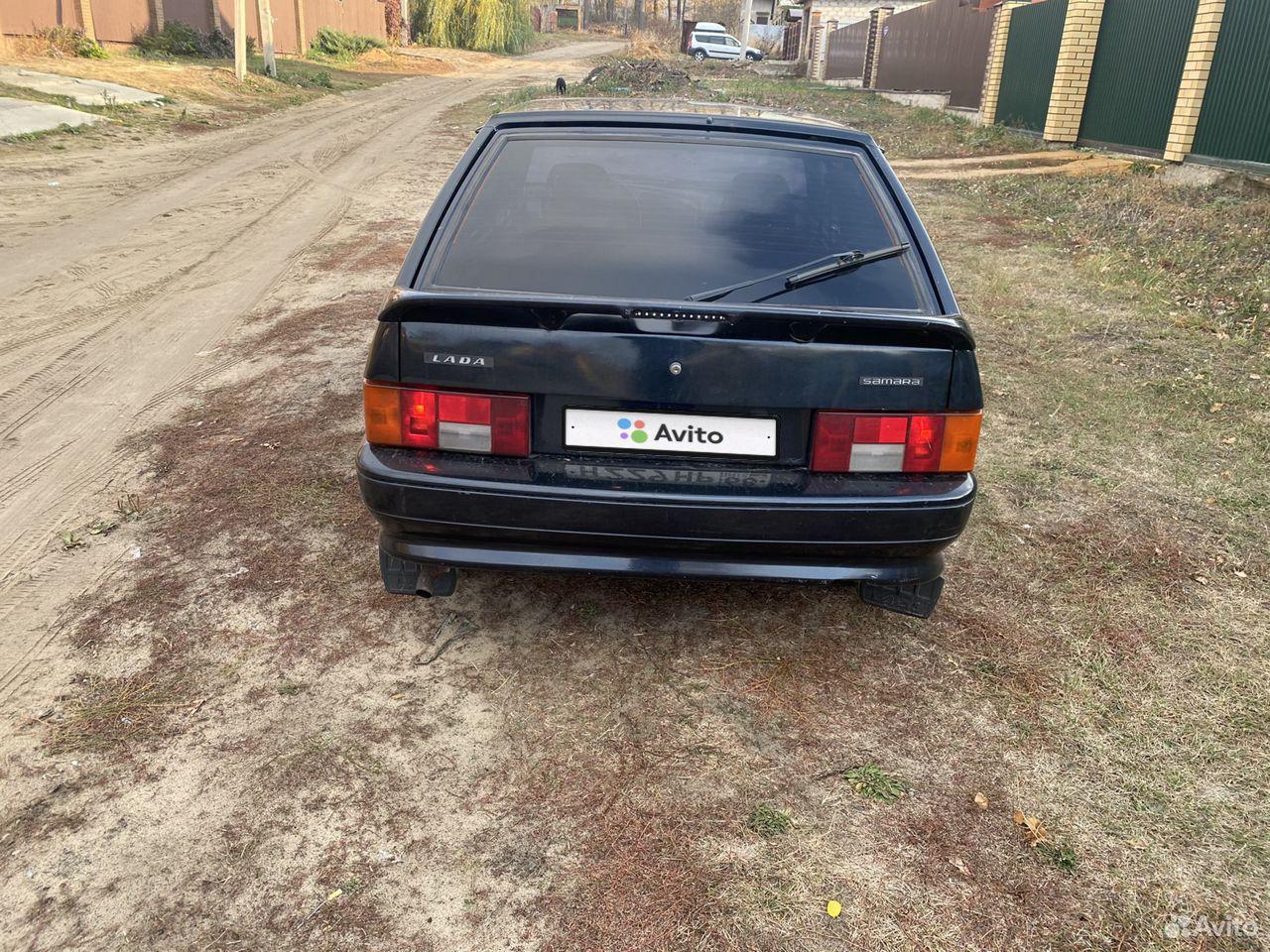 VAZ 2114 Samara, 2008  89092332770 buy 2
