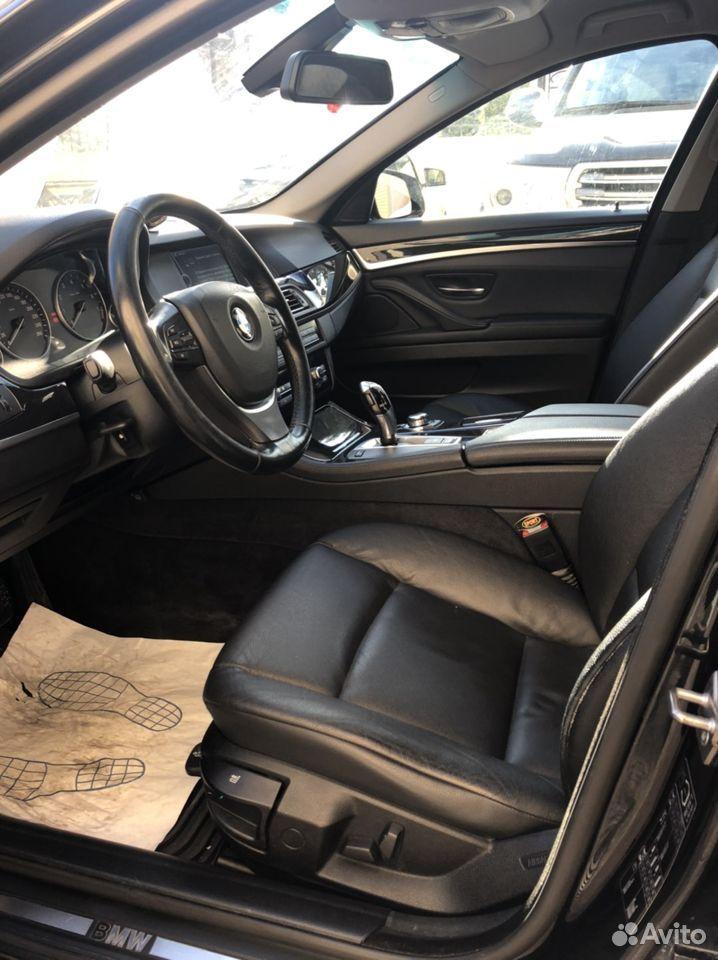 BMW 5 серия, 2010  89640519416 купить 8
