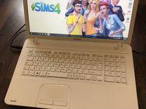 """Toshiba 17.3""""/i5-3230M с играми"""
