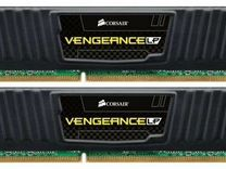 Corsair Vengeance LP 16 Гб (2* 8 Гб) DDR3 1600