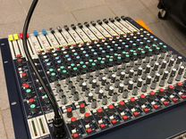 Микшерный пульт soundcraft GB2R-12/2