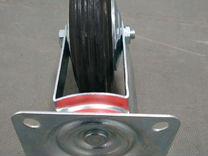 Колесо поворотное 160мм, без тормоза