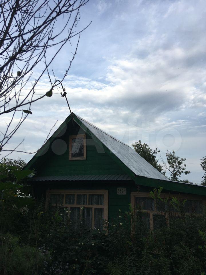 Cottage of 20 m2 on the plot 6 hundred.  89068196146 buy 7