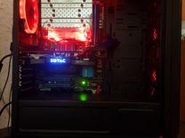 Игровой 8x4.0GHz/16Gb озу/1080ti 11Gb/SSD120