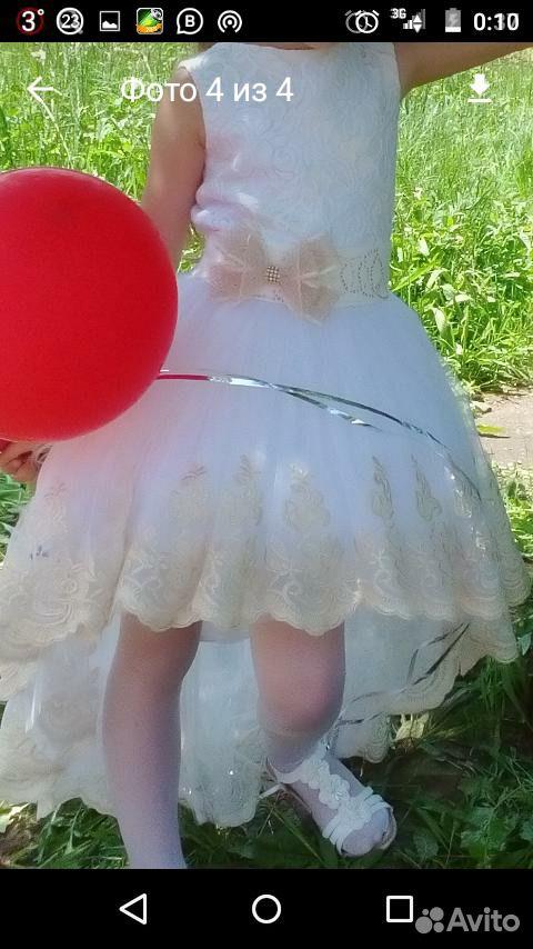 Прокат платья на 5-6-7лет  89284707652 купить 3