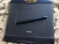 Wacom cte-430 графический планшет для рисования