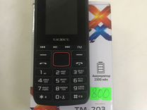 Телефон Тексет тм-203