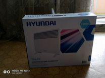 Конвектор Hyundai H-HV16-10-UI620 (1000W)