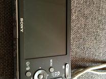 Фотоаппарат Sony cyber shot